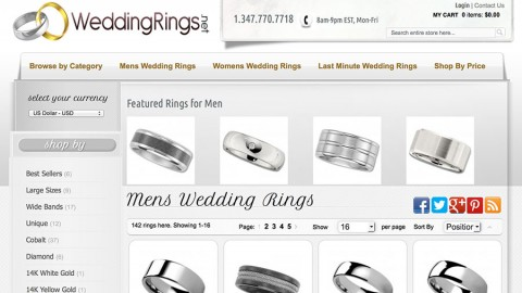The Perfect Wedding Rings for Men