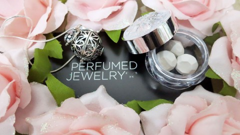 """Perfumed Jewelry – """"Art with a fragrant scent."""""""