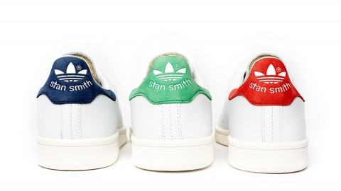 Global Icon Stan Smith returns for Spring/Summer 2014