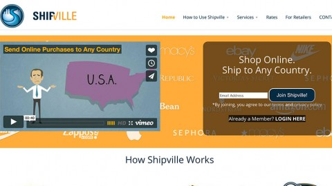 Online shopping outside of the United States?