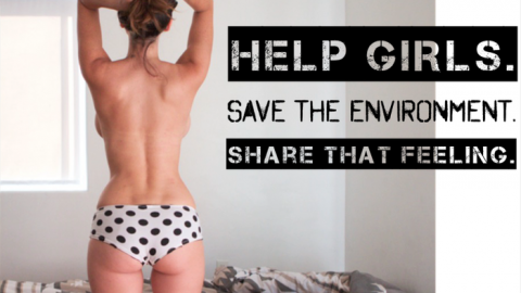 Leak Free Period Panties now available on Kickstarter!