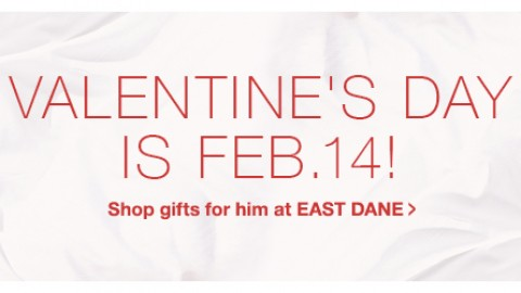 Share the Love this Valentine's Day with Shopbop and Eastdane?