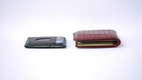 Slim Minimalist Wallet – Kisetsu Collections